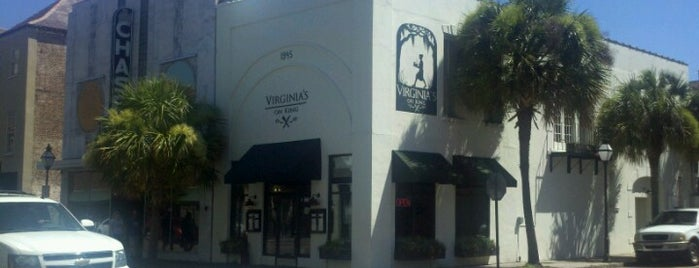 Virginia's on King is one of CHS Wishlist.