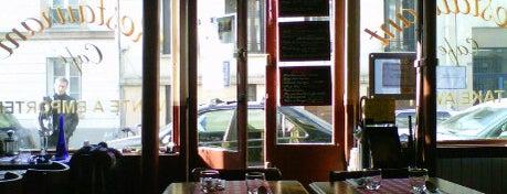 L'Échappée is one of Paris East Village.