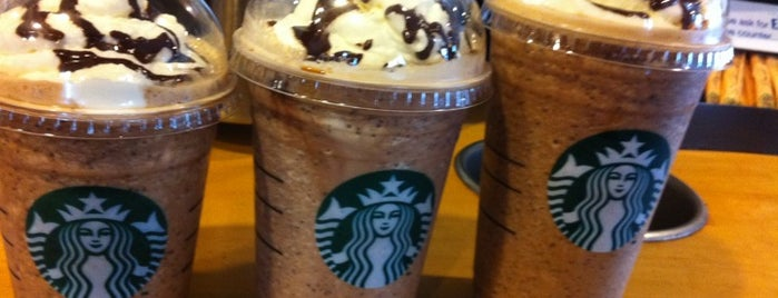 Starbucks is one of All-time favorites in Malaysia.
