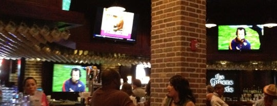 The Greene Turtle is one of bars.