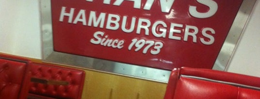 Fran's Hamburgers is one of Top picks for Burger Joints.