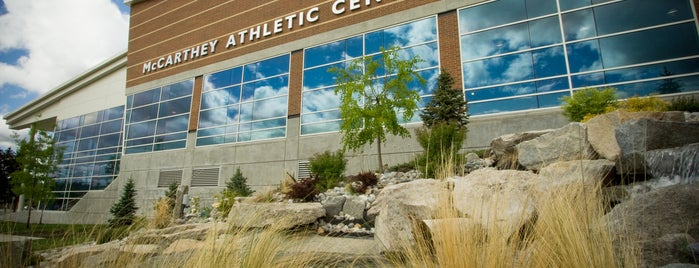 McCarthey Athletic Center is one of Tiizxr ilyytpl.