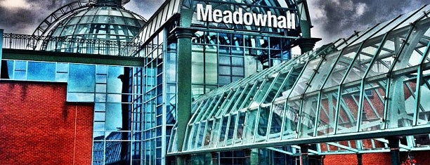 Meadowhall Shopping Centre is one of Rotherham/Sheffield.