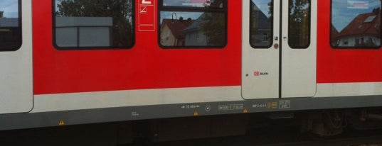 S Türkenfeld is one of München S-Bahnlinie 4.