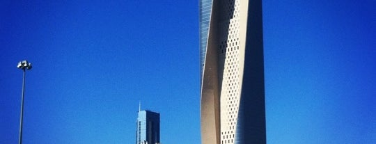 Al-Hamra Tower is one of Best places in Kuwait.