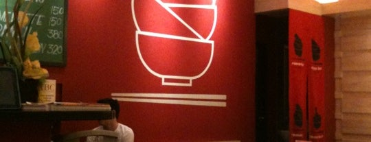 Ramen Bar is one of Thumbs up!.