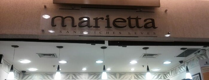 Marietta is one of Açai.