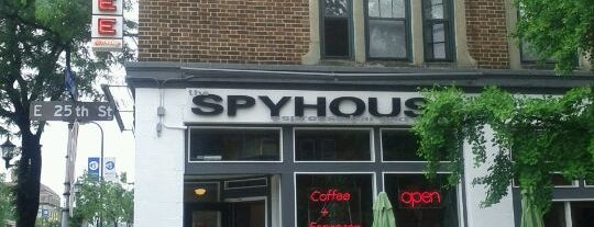 Spyhouse Coffee is one of Midwest Lindy Fest 2012!.