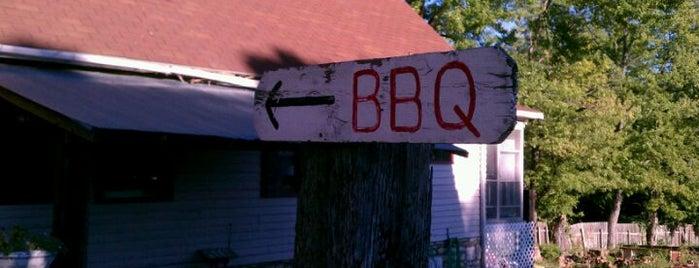 Woodyard BBQ is one of Road trip.