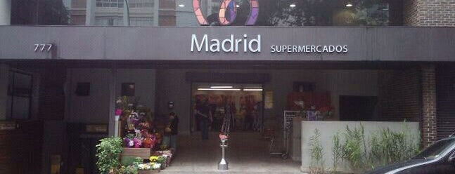Madrid Supermercados is one of Fui e gostei.