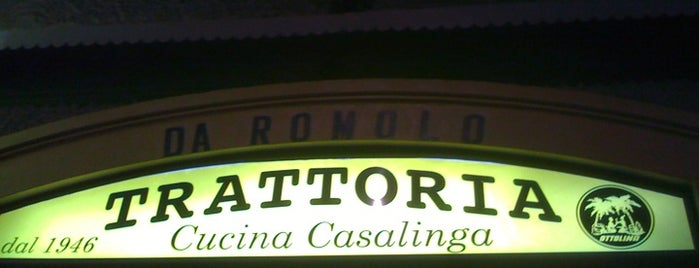 Trattoria Sabbioneda da Romolo is one of PappaMilano 2013.