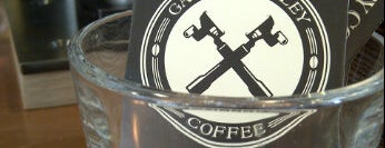 Gasoline Alley Coffee is one of NY Espresso.