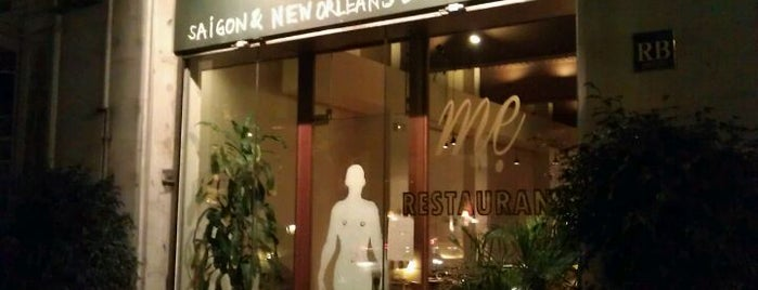 Restaurant Me is one of Comidos BCN.