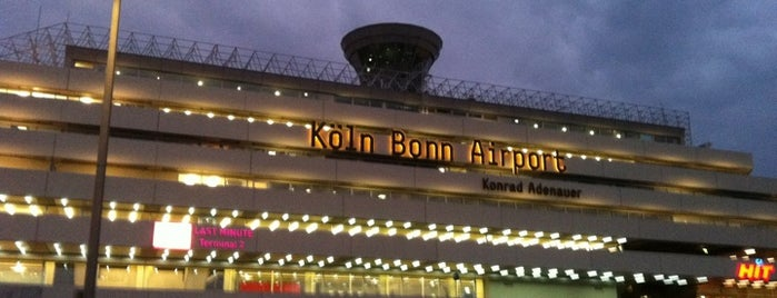 Köln Bonn Havalimanı (CGN) is one of Airports in Europe, Africa and Middle East.