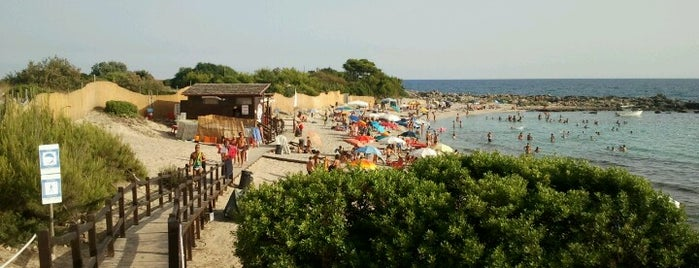 Lo Scoglio is one of South Italy.