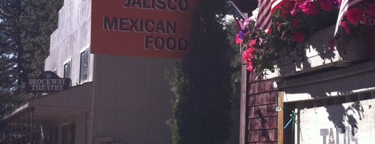 Tacos Jalisco is one of fresh tortillas.