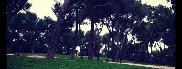 Parque Dehesa de la Villa is one of Conoce Madrid.