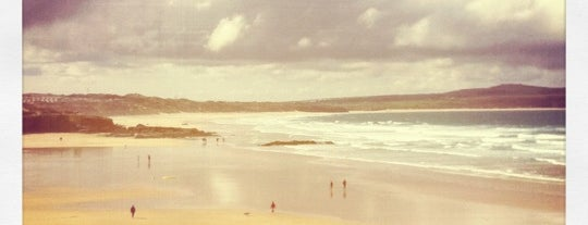 Godrevy Beach is one of Beaches.
