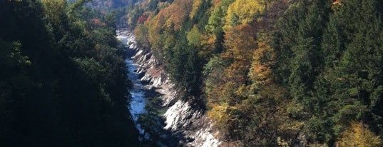 Quechee Gorge is one of New Hampshire Adventure.