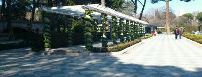Jardines de Cecilio Rodríguez is one of Esto no se come!...Pero me gusta.