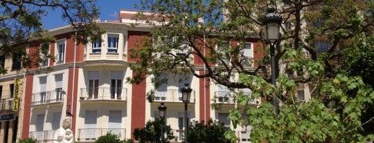 Plaza de la Victoria (Jardín de los Monos) is one of Málaga: Coffee, brunch, shopping & chill places!.