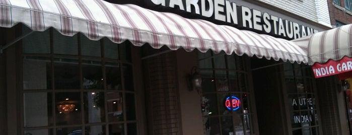 India Garden is one of WFYI MemberCard 2 for 1 Restaurants.