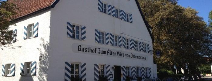 Zum Alten Wirt is one of Bars + Restaurants.