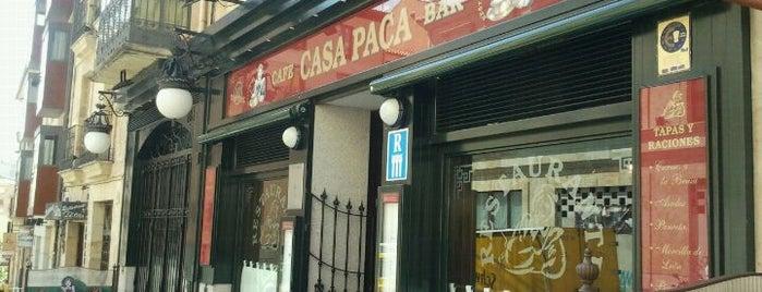 Casa Paca is one of Must-visit Nightlife Spots in Salamanca.