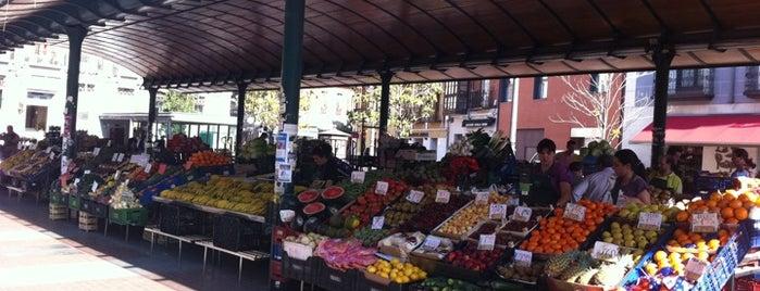 Plaza España is one of Pucela imprescindible.