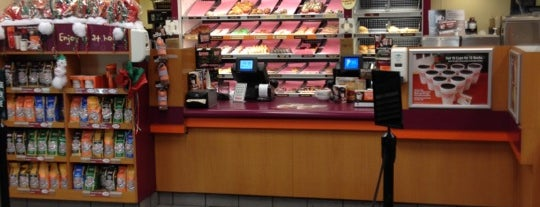 Dunkin' Donuts is one of Secaucus.