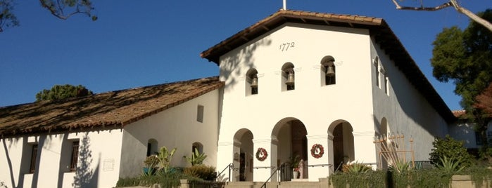 Mission San Luis Obispo de Tolosa is one of interesting spots in San Luis Obispo, CA.