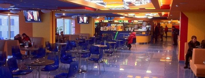 Кинолофт «Москва» is one of Бейдж MTS Cine Tuesdays.