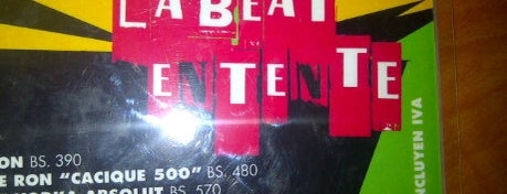 La Beat Entente is one of Caracas Nightlife.