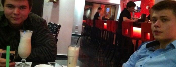 Angel Lounge Cafe Bar is one of Cafe Kyiv (Kiev, Ukraine).