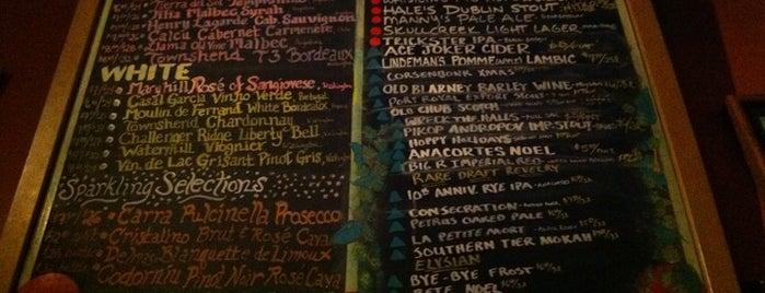 Beveridge Place Pub is one of Draft Mag's Top 100 Beer Bars (2012).