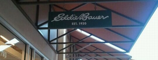 Eddie Bauer - Round Rock Outlet is one of AUS Faves and To Do.