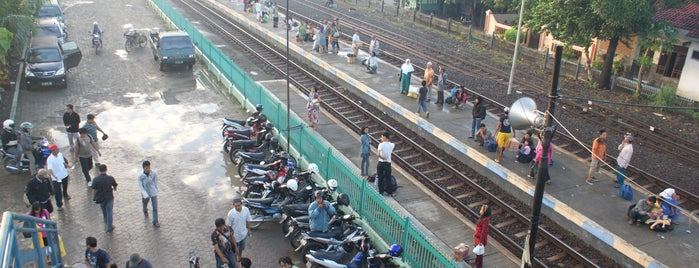 Stasiun Brebes is one of Kota Brebes (Decorate of Java) #4sqCities.