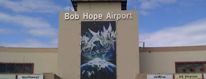 Bob Hope Airport (BUR) is one of Burbank, CA.