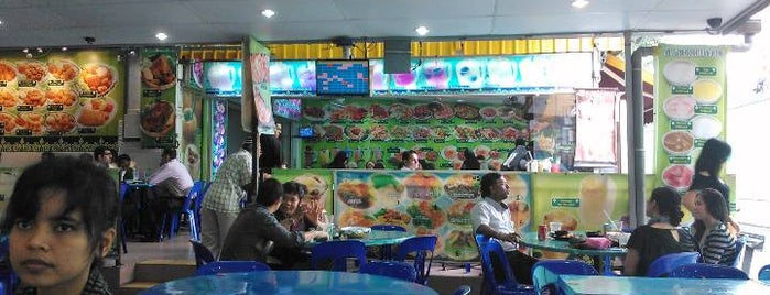 Al-Azhar Eating Restaurant is one of Awesome Food Places All Over.