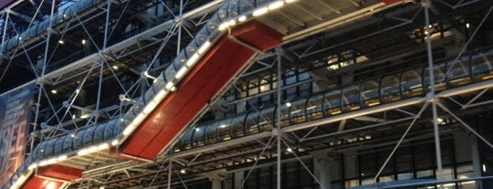Pompidou Centre – National Museum of Modern Art is one of Paris.
