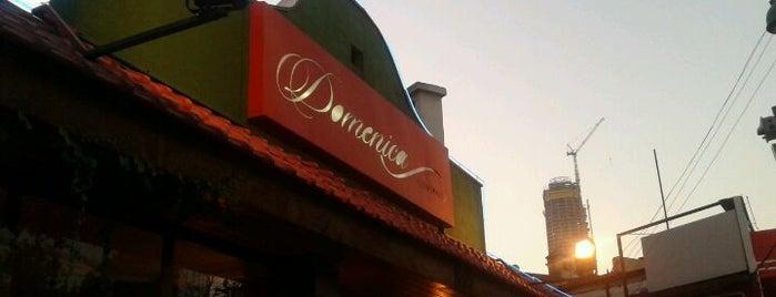 Restaurant Domenica is one of Restaurantes, Bares, Cafeterias y el Mundo Gourmet.