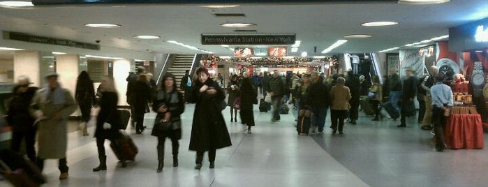 New York Penn Station (NYP) is one of NYC to do.