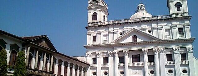 Church of St. Cajetan is one of UNESCO World Heritage Sites (Asia).