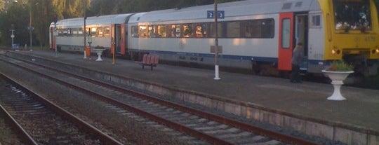 Station Eeklo is one of Bijna alle treinstations in Vlaanderen.