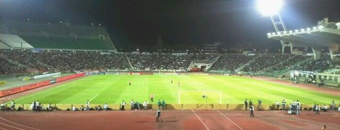 Puskás Ferenc Stadion is one of Stadionok.