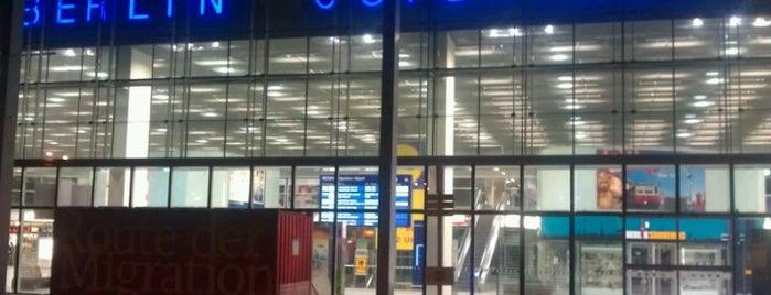 Berlin Ostbahnhof is one of I Love Berlin!.