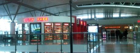 Международный аэропорт Тбилиси (TBS) is one of Free WiFi Airports.