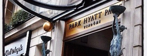 Park Hyatt Paris-Vendome is one of Guide to Paris's best spots.