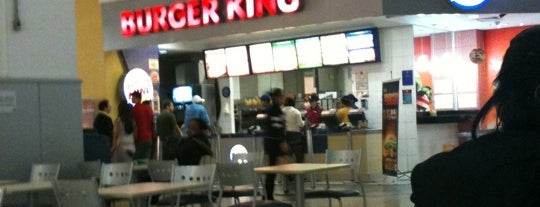 Burger King is one of Shopping SP Market.