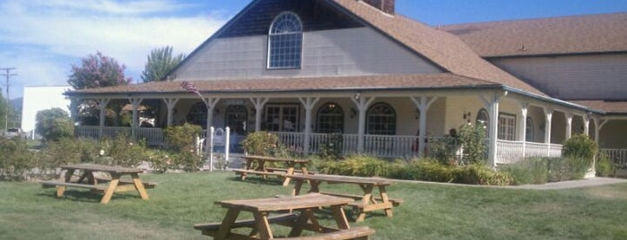 Maurice Car'rie Winery is one of Temecula Wineries.